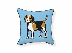 Amazing Designer Dog & Cat Pillows (Dual Sided) from Naked Décor (over 35 options!) on sale @Coupaw