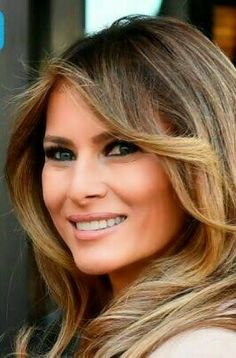 Lovely First Lady! She respects her position and acts and dresses accordingly! Making America Great Again. She also is fluent in Serbian, English, Serbian-Croatian, French and German. She is also a successful businesswoman and loving mother.