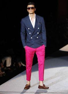 at Milan men's fashion week spring/summer 2012