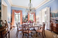 Decorating Ideas - Crystal Chandeliers Photos | Architectural Digest
