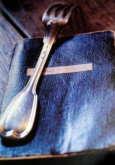 """Le livre de cuisine de Nohant. Photo de Christine Fleurent extraite du livre """"L'Album de George Sand"""" aux éditions du Chêne."""