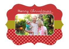Christmas card template Millers Luxe or WHCC Boutique