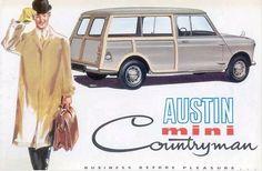 Autin Mini Countryman