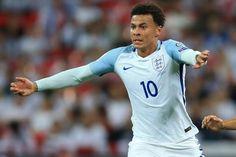 Selon le sélectionneur anglais Gareth Southgate, le doigt d'honneur de Dele Alli lors du match contre la Slovaquie n'était qu'une plaisanterie..