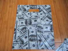 cool dollar bag
