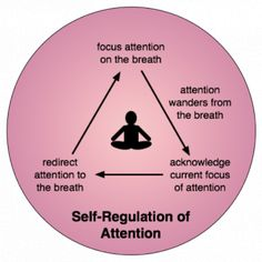 self regulation of attention #mindfulness