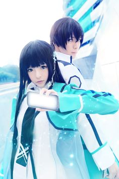 Miyuki and Tatsuya Shiba from The Irregular at Magic High School | Misa - WorldCosplay