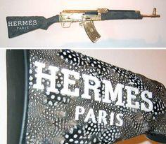 Prada Gun | Guns! | Pinterest | Prada, Guns and Shotguns