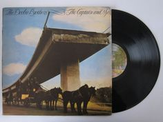 Buy LP Vinyl THE DOOBIE BROTHERS - THE CAPTAIN AND ME VG VG for R69.00