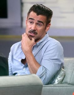 Colin Farrell Photos - Celebrities visit ABC Studios for an appearance on 'Good Morning America' on June 18, 2015 in New York City, New York. - Celebrities Visit 'Good Morning America'