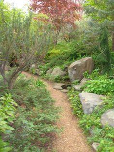 WNC Landscape Architect Doan Ogden's former Asheville home.