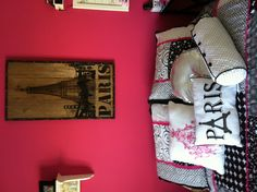 Themed tween/teen room