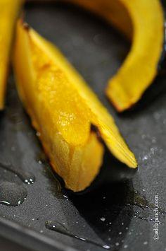 Acorn Squash Recipe from addapinch.com