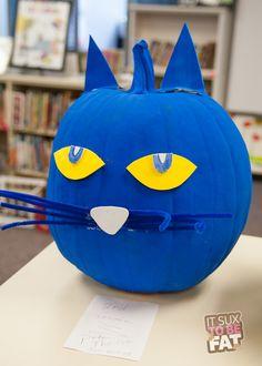 Pete, The Cat(in Halloween mood)   Sooo Spookyyyy