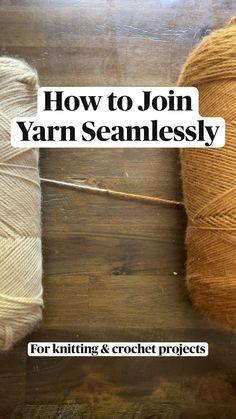 Cute Crochet, Crochet Crafts, Yarn Crafts, Crochet Yarn, Easy Crochet, Crochet Stitches, Diy Crafts, Beginner Crochet Projects, Crochet Basics