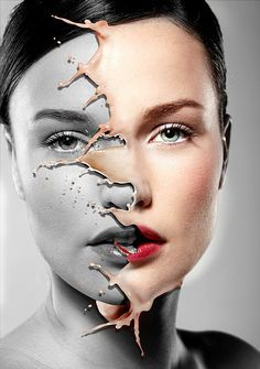 Does your mask reveal or conceal who you are?