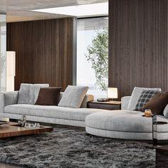 #eccnz #ecclighting #connerysofa #minotti #italiansofas #connerysofa #conneryminotti  Interior Walls, Modern Interior, Modern Furniture, Interior Design, Living Room Sofa Design, Dining Room Design, Italian Sofa, Patterned Carpet, Flamingo