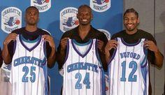 charlotte hornets new logos   Hornets' Returning To Charlotte, Bobcats Start Name Change Process ...