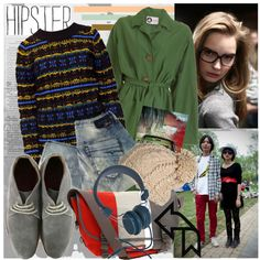 """""""Staying Warm... Hipster Style!"""" by chanceofrain on Polyvore"""