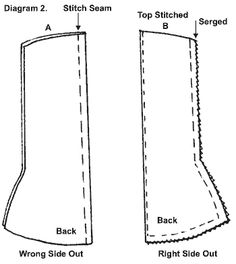Corset pattern and instructions