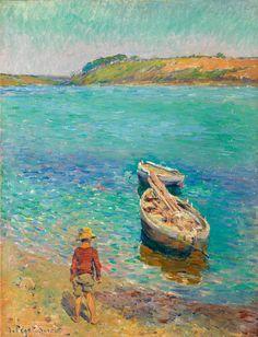 Jean-Bertrand Pégot-Ogier (1877-1915) Du 27 juin au 11 octobre 2015 Musée du Faouet