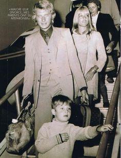 david et ses parents