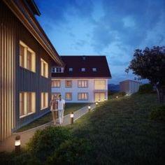 Rifferswil: Neue moderne 4.5 Zimmer Gartenwohnung in Rifferswil