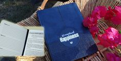 52 Weeks of Happiness Journal. Written by Bobby Schuller of the Hour of Power.