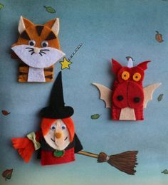 Iggety Ziggety Zagetty Zoom! Theres plenty of room on the broom! Your little one will love retelling this fun story with these detailed hand-sewn finger puppets. Each set include the witch, cat, dog, frog, green bird and dragon. Provide your child an opportunity to explore literature, dramatic play, fine motor manipulation and sensory stimulation. I am an early childhood educator with over eighteen years of experience, and I craft each puppet individually from my home. Puppets are…