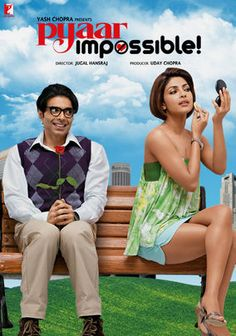 Pyaar Impossible - Even though this is not a K-Drama this is one of my favorite movies