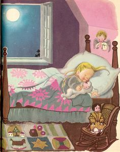 Cassandra Considers: A Lovely Time, Not Very Long Ago...Thank You, Eloise Wilkin!