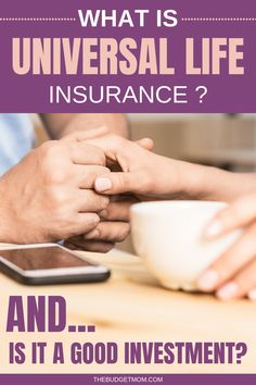 Deciding on the right insurance is complicated. There are so many different types from term to whole to universal. Life Insurance Types, Universal Life Insurance, Whole Life Insurance, Best Insurance, Umbrella Insurance, Savings Planner, Best Investments, Budgeting Tips, Personal Finance