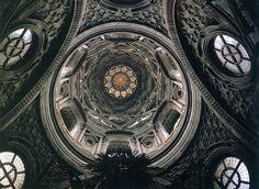 Výsledok vyhľadávania obrázkov pre dopyt Guarino Guarini, Cappella della Sacra Sindone, Torino - Chapel of the Holy Shroud