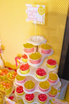 You Are My Sunshine Birthday Party Ideas | Photo 1 of 79 | Catch My Party