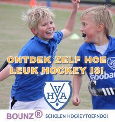 Bounz® Scholen Hockeytoernooi