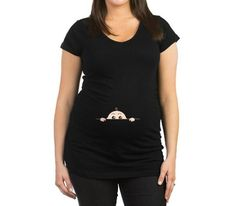 Pregnant and can't find comfortable clothing? Log on to BumpBabies.com, a portal where you'll find a slew of comfortable & casual funny maternity t-shirts, embellished by Swarovski crystals.
