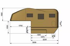4x4 Camper Van, Diy Camper Trailer, Build A Camper Van, Car Camper, Pickup Camping, Truck Camping, Mini Motorhome, Slide In Truck Campers, Camper Interior Design