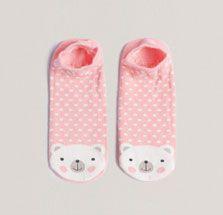 Oysho Socks Bear