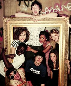 if you haven't watched the UK Version of Skins you're missing out, it's on netflix start with generation 1 <3