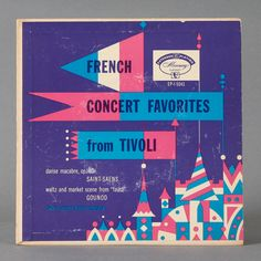 French Concert Favorites from Tivoli