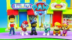 THE PAW PATROL VS THE JOKERS PLAY-DOH WAR NICK JR  FULL PARODY EPISODE