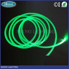 Conventional pmma side light optical fiber for pool lighting Mayki Lighting Factory