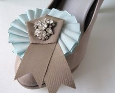Prize Ribbon for Shoes