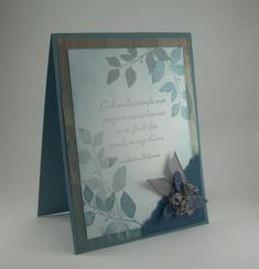 Stepped Up Silhouettes by mamaxsix - Cards and Paper Crafts at Splitcoaststampers