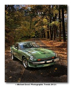 Datsun - It was thanks to the that the British sports car industry collapsed Japanese Sports Cars, British Sports Cars, Cool Sports Cars, Japanese Cars, Sport Cars, Cool Cars, Datsun Car, Datsun 240z, Antique Trucks