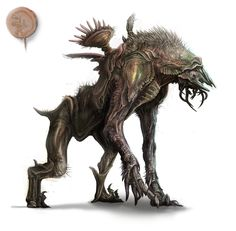 MIKECORREIRO tribute creature by IRIRIV.deviantart.com on @deviantART