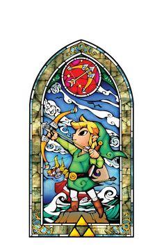 Zelda Wind Waker: Hero's Bow