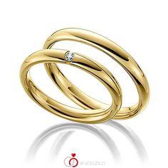 585 Gold Ohrstecker 3 Krappen 14 Karat Weißgold 6 mm schwarze Zirkonia  1 Paar