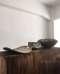 """""""Stairway to… pragmata"""" Ceramics Izumita Yukiya, Sabine Pagliarulo"""
