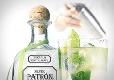 Patron | Mint | Lime